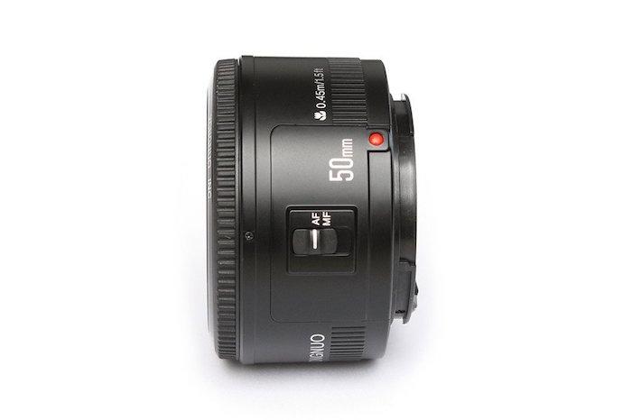 YONGNUO YN50mm F1.8 - Lens for Canon - Yongnuo Store