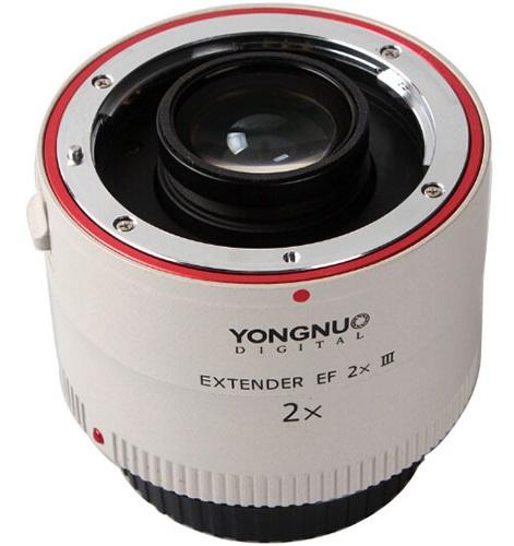 Yongnuo YN-2.0X III teleconverter