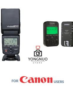 Yongnuo YN568EX II + YN622C KIT