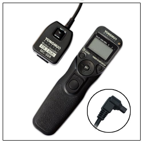 Yongnuo Mc 36r Wireless Shutter Release Timer Yongnuo