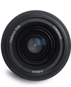 Yongnuo YN35mm f/2 for Nikon