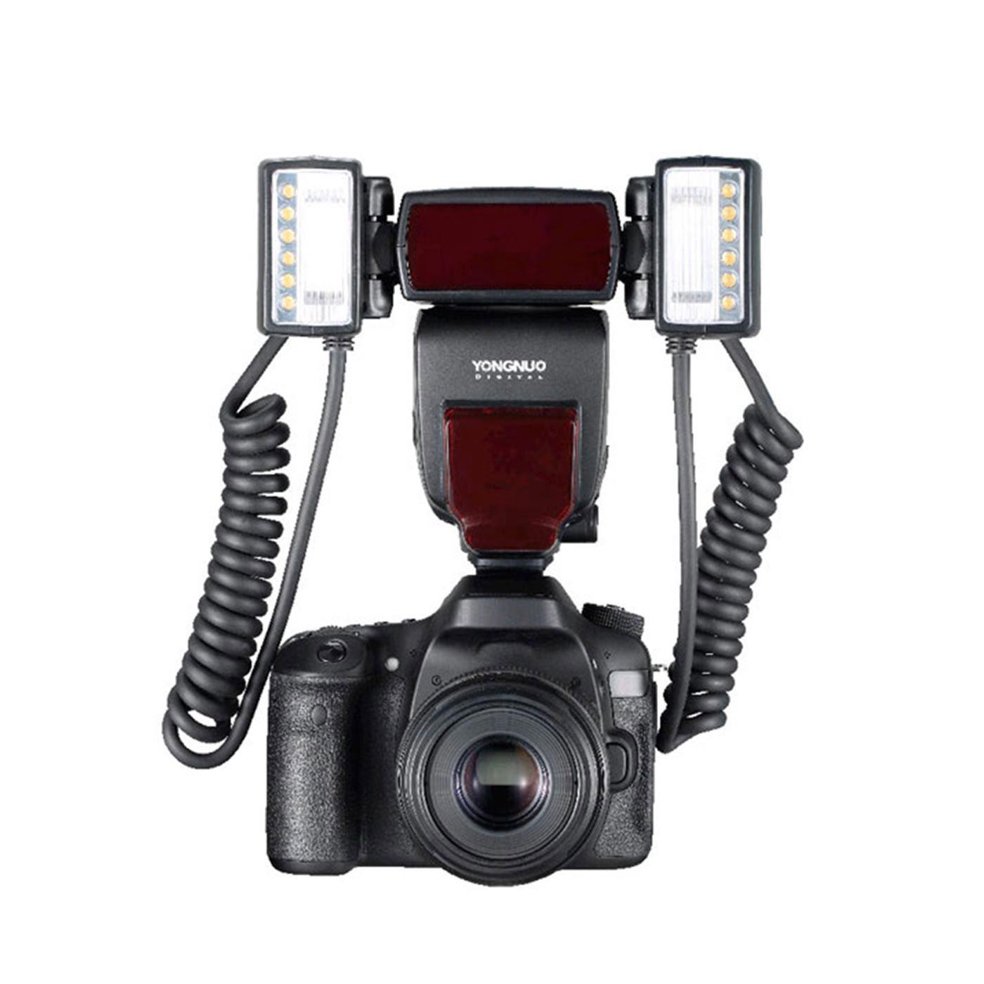 Yongnuo Yn 24ex Macro Twin Lite Flash For Canon Store 565ex Ii Ttl Lcd